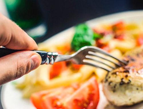 Menús saludables para el confinamiento