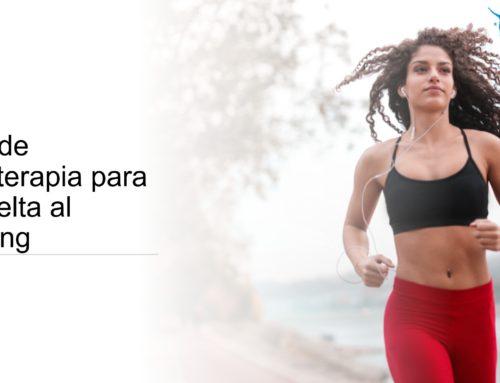 Consejos para hacer running después del confinamiento. Parte 1: Fisioterapia